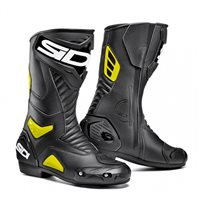 Sidi Performer Boots (Black/Yellow)