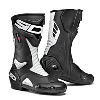 Sidi Performer Ladies CE Boots (Black/White)
