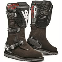 Sidi Trial Zero 1 Off-Road Motorcycle Boots (Brown)