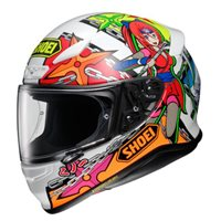 Shoei NXR Stimuli TC-10 Motorcycle Helmet