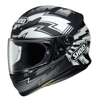 Shoei NXR Variable TC-5 Helmet (Black|White)