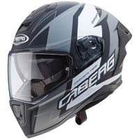 Caberg Drift Evo Speedstar Helmet (Matt Black|Anthracite|White)