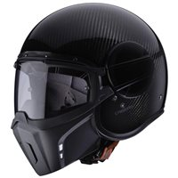 Caberg Ghost Open Face Helmet (Carbon)