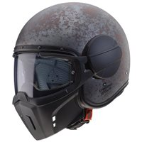 Caberg Ghost Open Face Helmet (Rust)