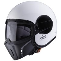Caberg Ghost Open Face Helmet (White)