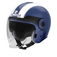 Caberg Uptown Legend Open Face Helmet (Blue Midnight)