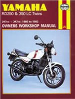 Haynes  Manual 803 YAM RD250/350LC TWINS