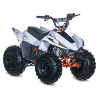 Kayo Fox 70 ATV (White)