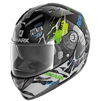 Shark Ridill Drift-R Helmet (Black|Green)