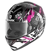 Shark Ridill Drift-R Helmet (Black|Violet|White)