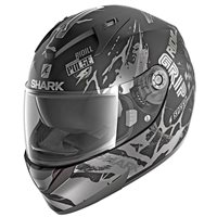Shark Ridill Drift-R Helmet(Mat Black|Silver)