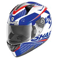 Shark Ridill Stratom Helmet (Blue|White|Red)
