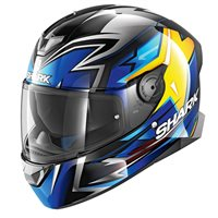 SKWAL 2 Oliveira Helmet (Blue|Yellow|Black) by Shark