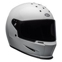 Bell Eliminator Motorcycle Helmet (White)