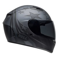 Bell Qualifier Honor Helmet (Matte Titanium|Black)