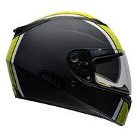 Bell RS-2 Rally Helmet (Black|White|HiVis Yellow)