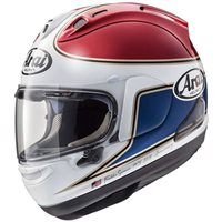 Arai RX-7V Spencer 40th Motorcycle Helmet (Red|Blue|White)