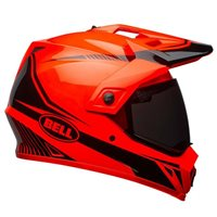 Bell MX-9 Adventure Mips Torch Helmet (Orange|Black)