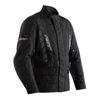 RST Alpha IV CE Textile Motorcycle Jacket 2726 (Black)