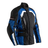 RST Alpha IV CE Textile Motorcycle Jacket 2726 (Black|Blue)