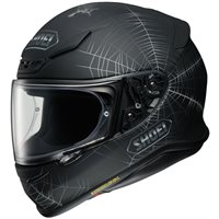 Shoei NXR Dystopia TC5 Helmet (Black|White)