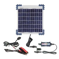 Optimate Solar 10W Kit For 12V Batteries