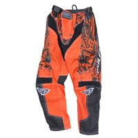Wulfsport Aztec Cub Race Pants (Orange)