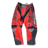 Wulfsport Aztec Cub Race Pants (Red)