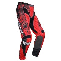 Wulfsport Aztec Race Pants (Red)
