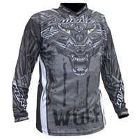Wulfsport Aztec Race Shirt (Grey)