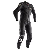 RST IOM TT Grandstand CE One Piece Leathers (Black)2236