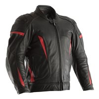 RST GT CE Leather Jacket 2190 (Black|Red)