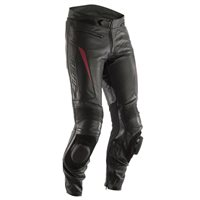 RST GT CE Leather Trousers 2291 (Black|Red)