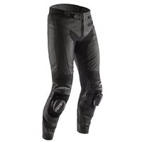 RST R-Sport CE Leather Trousers 2257 (Black) - Short Leg