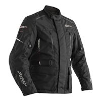RST Tour Master II CE Textile Motorcycle Jacket 2708 (Black)