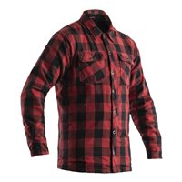 RST Lumberjack Aramid Lined Shirt 2115 (Red Check)