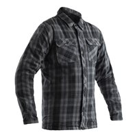 RST Lumberjack Aramid Lined Shirt 2115 (Grey Check)