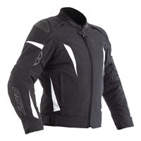 RST GT Ladies CE Jacket 2208 (Black|White)