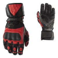 RST GT CE Motorcycle Gloves 2151 (Black|Red)