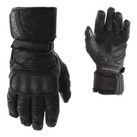 GT CE Waterproof Motorcycle Gloves 2153 (Black) by RST