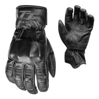 RST IOM TT Hillberry CE Motorcycle Glove (Black) 2240