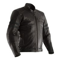 RST IOM TT Hillberry CE Leather Jacket 2232 (Black)