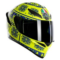 AGV K1 Winter Test 2015 Motorcycle Helmet