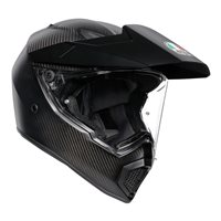 AGV AX9 Adventure Motorcycle Helmet (Matt Carbon)