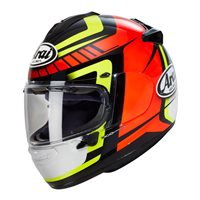 Arai Chaser-X Pace Red Motorcycle Helmet