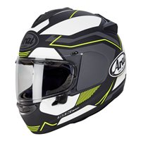 Arai Chaser-X Sensation Yellow Motorcycle Helmet