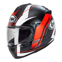 Arai Chaser-X Xenon Red Motorcycle Helmet