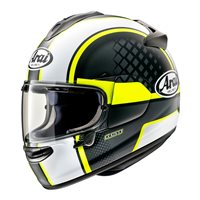 Arai Chaser-X Take Off Motorcycle Helmet (Yellow)