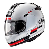 Arai Debut Blaze Motorcycle Helmet (White|Black)