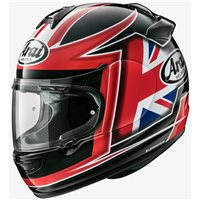 Arai Debut Flag UK Motorcycle Helmet